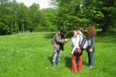 Sortie nature dans le Parc de Saint-Cloud